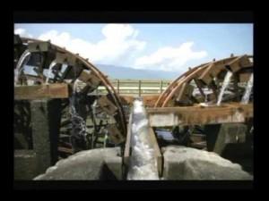 第9回 ふらっと☆Nippon  第15代横綱 初代梅ヶ谷藤太郎、実働する最古の水車「三連水車」、住民CM