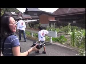 「八百万ひとch(vol.34)」走る・撮る・溶け込むー住民ディレクターの取材現場